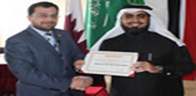 قطر -  الدوحة: فرسان إيلاف ترين يمضون سريعاً نحو القمة