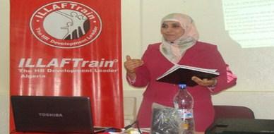 """الجزائر-ورقلة: اختتام دورة """"أنا أتحدث الفرنسية - المستوى الأول"""" للمدربة الأستاذة فريدة كويتن"""