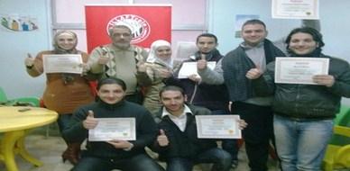 سوريا ـ دمشق: المدرب المتقدم محمد عزام القاسم دورة جديدة في مهارات الحاسب