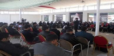 المغرب – مكناس: فعاليات الملتقى الأسري تستضيف دورة العمر لشبابها