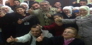 سوريا - دمشق: مهارات التواصل تتحول لمهارات نجاح مع المدرب محمد عزام القاسم