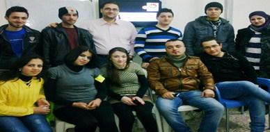 """سوريا - حماه: اختتام دورة """"مهارات التواصل""""  للمدرب الدكتور محمد إياد الزعيم"""