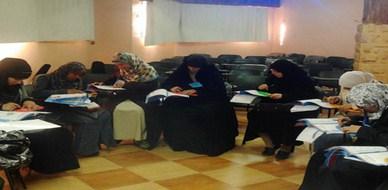 """مصر - 6 أكتوبر: اختتام الدروة الأولى في """"الرياضيات السحريه""""  للمدربة  سميه مكي"""