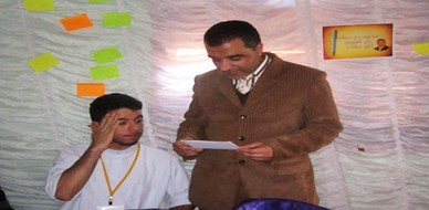 المغرب - أغادير: خبراء القيادة يتخرجون من دورة القيادة الفعالة
