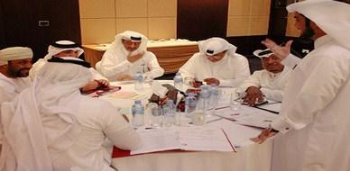 """قطر - الدوحة: اختتام دورة حول """"القيادة الشبابية الفعالة"""" بالتعاون مع مؤسسة """"كارير"""" للتدريب والإستشارات الإدارية"""