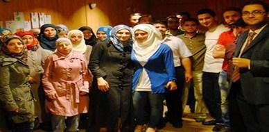 """سوريا - حماة: """"التـاء التـكعيبية"""" أولى دورات المدرب د.محمد إياد الزعيم  ضمن """"حملة تأهيل وتدريب مليون شاب سوري مجاناً"""""""