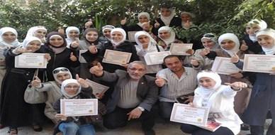 """سوريا - دمشق: اختتام دورة جديدة حول """"دبلوم في تكنولوجيا إدارة الأعمال"""" للمدرب الخبير محمد عزام القاسم"""