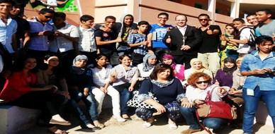 """المغرب - العيون: اختتام دورة متميزة حول """"أسرار التفوق الدراسي"""" للمدرب عادل عبادي"""