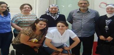 """سوريا - دمشق: اختتام دورة  """"التواصل مع الطفل"""" للمدربة أسماء تنبكجي"""