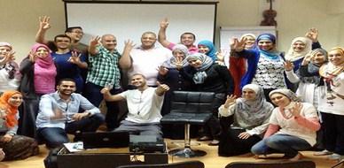 """مصر - القاهرة: """"البديل الثالث لإدارة الخلافات"""" مع المدرب هشام زكي"""