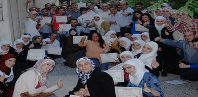 """سوريا - دمشق: """"إن هزمتك الشهوة كنت عقرب، وإن هزمتك العاطفة كنت ضفدع"""" عنوان لدورة مميزة للمدرب أحمد خير السعدي"""