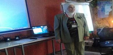 """سوريا - دمشق: دورة مميزة حول """"مهارات الحاسب ICDL""""  للمدربة رندة الحلبي"""