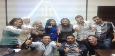سوريا - دمشق: اختتام دورة مهارات الموظف الناجح مع المدربة لينا ديب