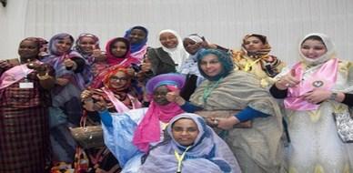 موريتانيا - نواكشوط: التواصل الفعال لتحسين جودة الخدمات الصحية  من أجل أُمومة سليمة مع المدربة مليكة تبحيري