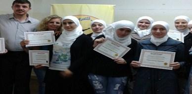 سوريا - دمشق: انتهاء ورشة عمل بعنوان التنويم الإيحائي والتخلص من المشاعر السلبية