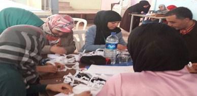 القوانين القيادية الواحدة والعشرين بقيادة المدربين عبد الله ادالكاهية والمدربة الدكتورة نادية ادمغار
