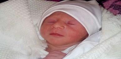 تهنئة للمدرب حسين المحمد بقدوم مولده البِكر عبد القادر المحمد