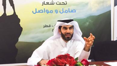 مشاركة المدرب الدكتور عبد الرحمن الحرمي في انطلاق المرحلة الثانية من حملة كلنا وياك