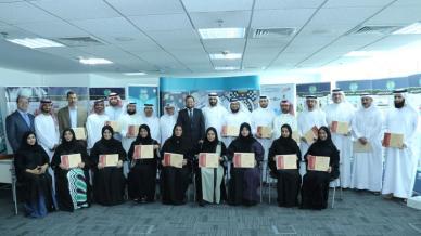 مبنى جائزة الشيخ حمدان بن راشد آل مكتوم للأداء التعليمي المتميز في دبي يستضيف دورة دبلوم مدرب محترف معتمد