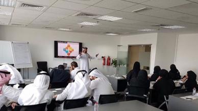 """دبي تستضيف المدرب أول ماجد بن عفيف في برنامج تدريبي بعنوان """"اكتشف مواطن قوتك"""""""