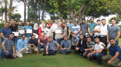 """دورة """" مهارات التواصل """"  في أحضان الطبيعة الساحرة في أنطاليا مع المدرب د. سعيد قمحة"""