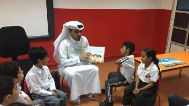 أثر القصة في حياة الطفل مع المدرب أحمد المالكي