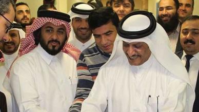 تألق وتميز المدرب أول عمر الجابر في نشاطاته الاجتماعية