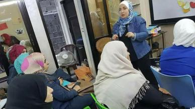 المرأة الناجحة ودروها في المجتمع بقيادة المدربة هدى الصيداوي