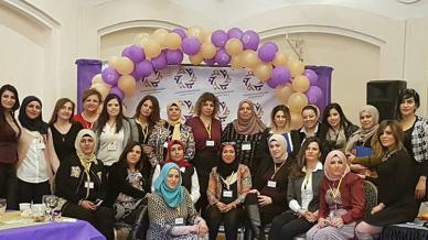 مدينة الناصرة في فلسطين تستضيف المدربة فاتن إحمود في فعاليات المؤتمر الأول للمدربين العرب