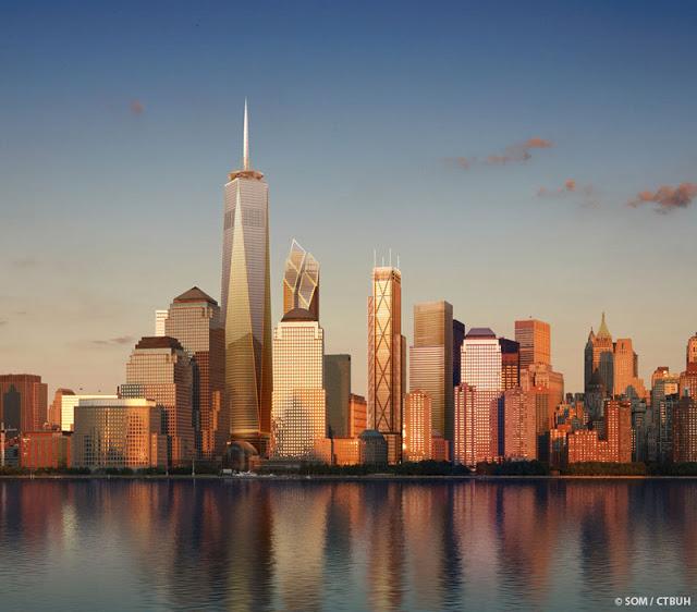 برج مركز التجارة العالمي
