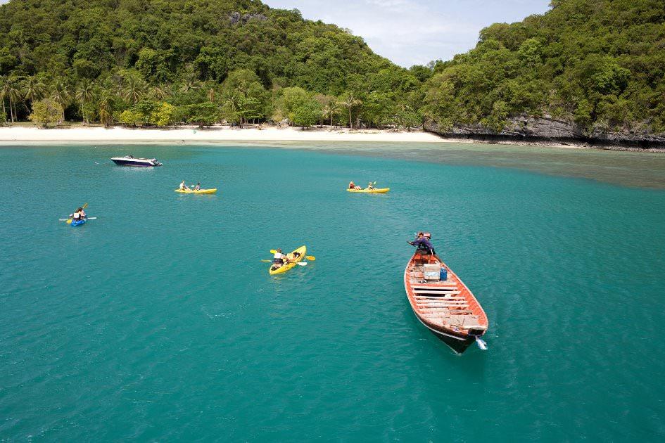 جزيرة كوة ساموي