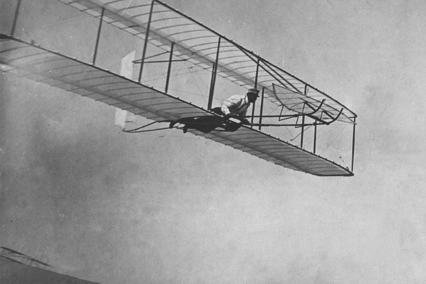 طائرة قديمة